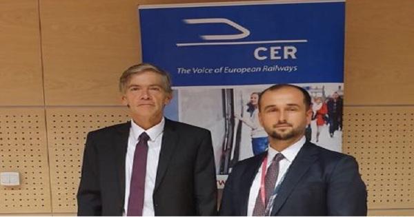 64-то Генерално Собрание на ЦЕР и средба со Либор Лохман, Извршен директор
