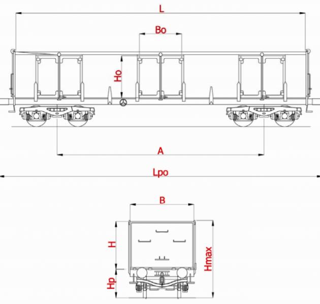 Vagon Serija 595